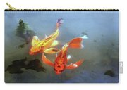 Koi Surreal Carry-all Pouch