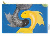 Koi Yin-yang Carry-all Pouch