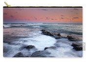 Koloa Sunset Carry-all Pouch by Mike  Dawson