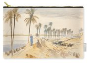 Kom El Amhr, 1 Pm, 4 January 1867 Carry-all Pouch