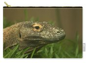 Komodo Dragon Carry-all Pouch