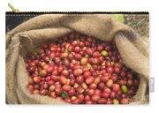 Kona Coffee Bean Harvest Carry-all Pouch