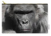 Kong Of The Jungle - Painted Carry-all Pouch
