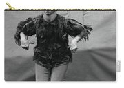 Koo Koo The Bird Girl Front Carry-all Pouch