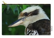 Kookaburra Portrait By Kaye Menner Carry-all Pouch