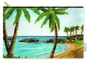 Koolina Lagoon Oahu, Hawaii #343 Carry-all Pouch