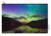 Kootenay Lake Northern Lights Carry-all Pouch