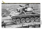 Korean War, 1951 Carry-all Pouch