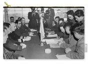 Korean War, 1953 Carry-all Pouch