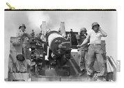 Korean War Artillerymen Carry-all Pouch