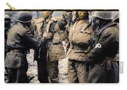 Korean War: Prisoners Carry-all Pouch