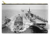 Korean War: Ship Refueling Carry-all Pouch