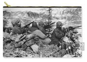 Korean War: Soldiers Carry-all Pouch