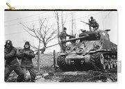 Korean War: Tank, 1951 Carry-all Pouch