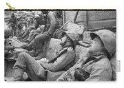 Korean War: U.n. Troops Carry-all Pouch