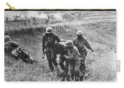 Korean War: Wounded, 1950 Carry-all Pouch