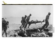 Korean War: Wounded Carry-all Pouch