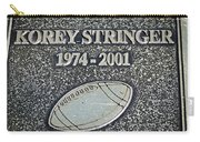 Korey Stringer Tribute Carry-all Pouch