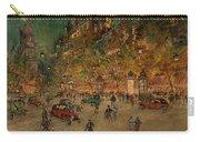Korovin, Konstantin 1861-1939 Les Grands Boulevards, Paris Carry-all Pouch