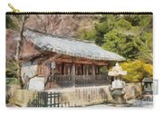 Kotoku-in Temple Carry-all Pouch