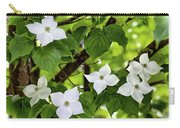 Kousa Dogwood In Bloom Carry-all Pouch