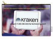 Krakensupportnumber Carry-all Pouch