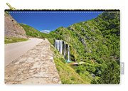 Krcic Waterfall In Knin Scenic View Carry-all Pouch