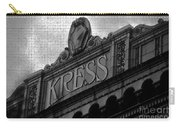 Kress 1929 Carry-all Pouch