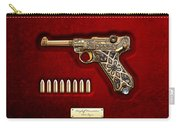 Krieghoff Presentation P.08 Luger  Carry-all Pouch