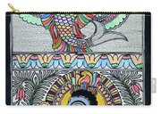 Krishna Matsya Carry-all Pouch