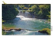 Krka National Park Waterfalls 5 Carry-all Pouch