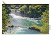 Krka National Park Waterfalls 6 Carry-all Pouch