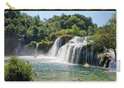 Krka National Park Waterfalls 9 Carry-all Pouch