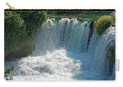 Krka National Park Waterfalls Carry-all Pouch