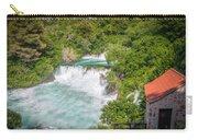 Krka Waterfall Croatia Carry-all Pouch