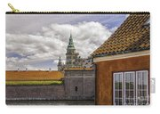 Kronborg Castle From The Moat House Carry-all Pouch
