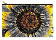 Krypton's Sun Flower Bwy Carry-all Pouch