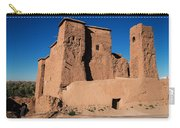 Ksar In The Dades Valley Carry-all Pouch