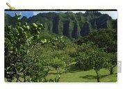 Kualoa Orchard Carry-all Pouch