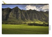 Kualoa Ranch 5 Carry-all Pouch
