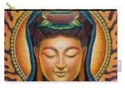 Kuan Yin Flame Carry-all Pouch