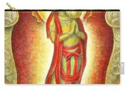 Kuan Yin Lotus Carry-all Pouch