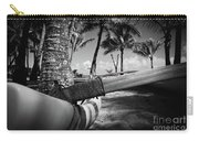 Kuau Palm Trees Hawaiian Outrigger Canoe Paia Maui Hawaii Carry-all Pouch