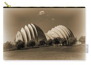 Kauffman Center Of Performing Arts Carry-all Pouch
