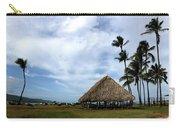 Kukulu Hale Kahului Maui Hawaii Panorama Carry-all Pouch