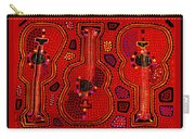Kuna Indian Guitars Carry-all Pouch