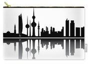 Kuwait Skyline Carry-all Pouch