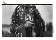Kwakiutl Chief, C1914 Carry-all Pouch