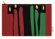 Kwanzaa Card Carry-all Pouch