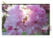 Kwanzan Cherry Blossom Carry-all Pouch